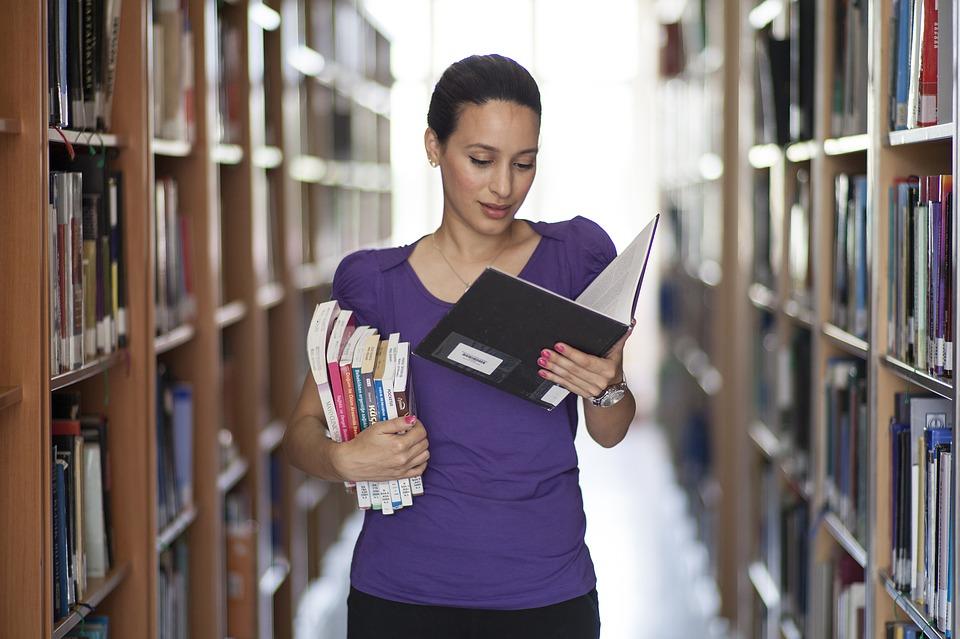 examen bibliotecas